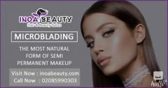INOA Beauty Salon Introducing Microblading Eyebrows