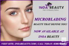 Microblading Treatment is Now Available at Inoa Beauty