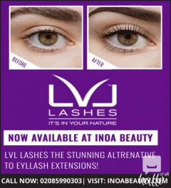 Longer Lashes Without Extensions With LVL Lashes