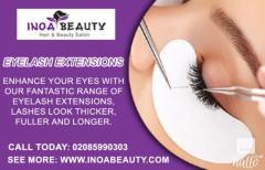 Eyelash Extensions at Inoabeauty Salon