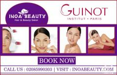 Guinot Facial Treatment  Inoa Beauty Salon