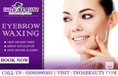 Eyebrow Waxing Treatment At Inoa Beauty Salon