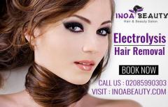 INOA Beauty Salon Provide Electrolysis Hair Removal Tre