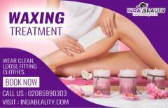 Waxing Hair Removal At INOA Beauty Salon