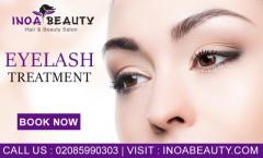 Eyelash Treatment At INOA Beauty