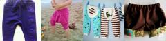 Ladies Waterproof Golf baby boy trousers