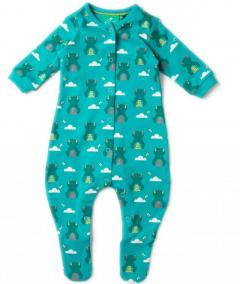 The Secret of BABY SLEEPSUITS  Tilly and Jasper