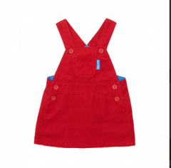 Dungaree Dress - So Simple Even Your Kids Can Do ItTil