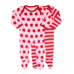 Funky Baby Sleepsuits Tilly and Japer