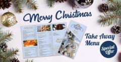 Best Christmas Takeaway Menu Printing in Cardiff 2019