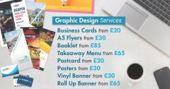 Affordable Graphic Designing Services in Cardiff by Veg