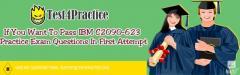 Pass your IBM C2090-623 Exam by Test4practice.com C20