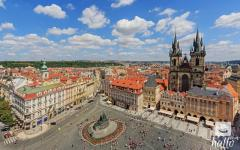 Join Us For A Coach Trip To Prague 22nd February 2018