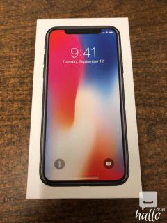 Apple iPhone X 256GB Unlocked