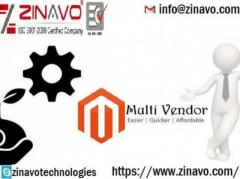 Affordable Magento Multi Vendor Website Design and Deve