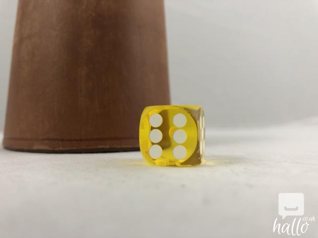 Remote control dice for backgammon NEW 7 Image