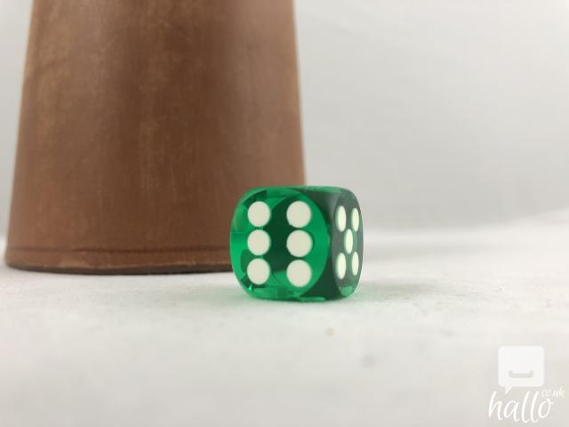Remote control dice for backgammon sesh besh 3 Image