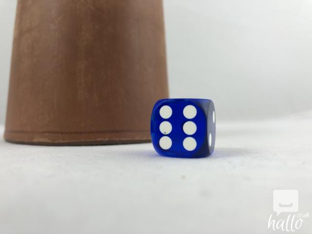 Remote control dice for backgammon sesh besh 4 Image