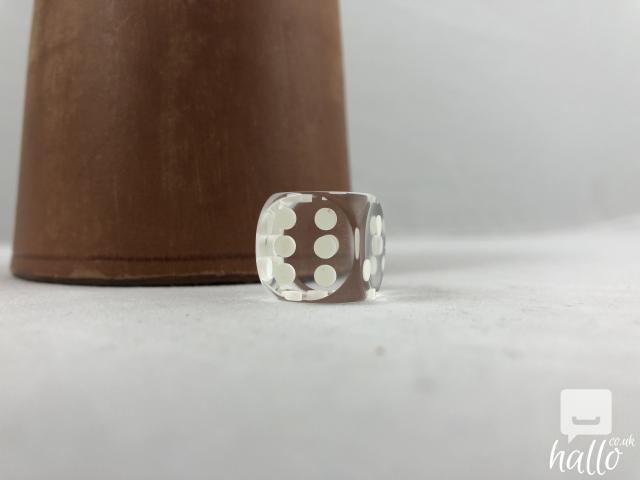 Remote control dice for backgammon sesh besh 5 Image
