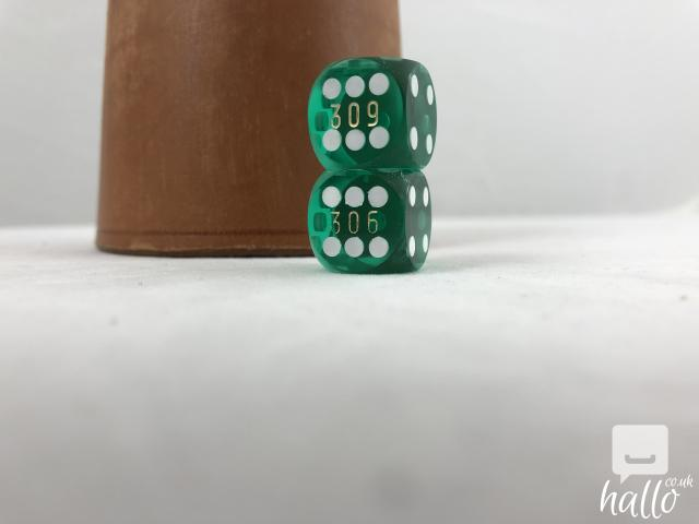 Loaded precision dice for electronic board at backgammo 4 Image
