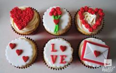 Valentines Day Cupcakes Decorating Ideas