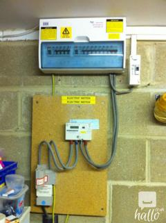 Fault finding and rewires