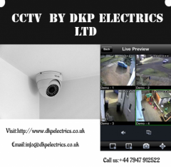 CCTV by dkp ELECTRICS Ltd