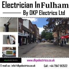 Contact Dkp Electrics To Book Qualified And Help
