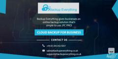 Find the best server backup