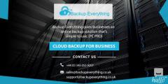 Find the best Online Backup UK