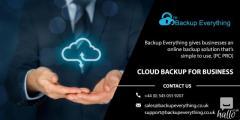 Backup Server in London
