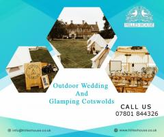Outdoor Wedding and Glamping Cotswolds
