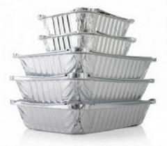 Foil Food Containers & Lids