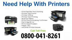 Troubleshooting For Problems With Printer Support