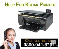 Fix All The Kodak Printer Issues Instantly
