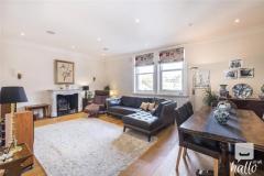 Spacious two bedroom flat - Knightsbridge