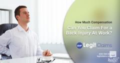 Amount ofBack Injury CompensationYou Could Claim