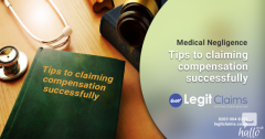 What can I do to get Medical Negligence assistance