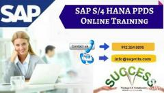 Sap S4 Hana Ppds Overview