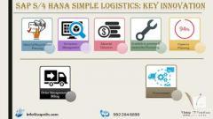 SAP S4 HANA Simple Logistics Training UK