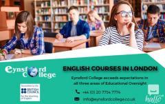 English Language Course London