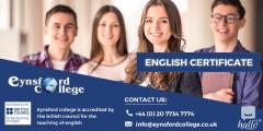 English Certificate London