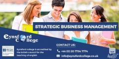 Strategic business management London