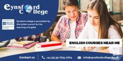 English courses near me in London