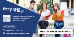 Which is best coaching English speaking course in UK