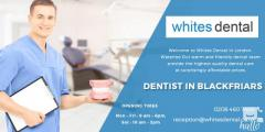 How to find the Dental practice in Borough
