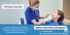 Book an appointment Dental Practice in Waterloo