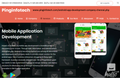 Android Mobile Application Services India
