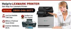 Lexmark Printer Support Number UK 44-800-046-5077