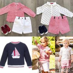 Summer Collection Sale For Spanish Boy At Masiel